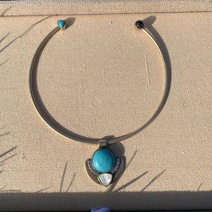 Chloe + Isabel Capri Convertible Collar Necklace